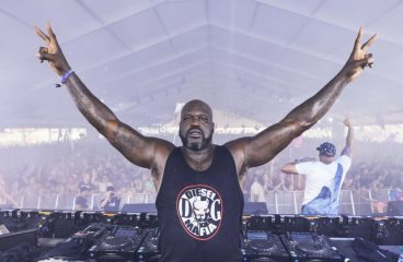 You Won't Believe How Much Shaq Gets Paid To DJ EDM Festivals