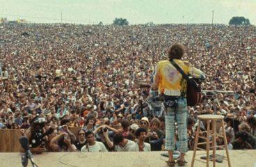 Full, Uncut Recording Of Original Woodstock To Air At Exact Time Of Original Festival