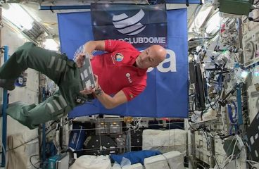 Italian Astronaut Becomes First Person To DJ In Space