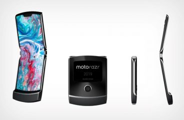 Motorola's Foldable RAZR Rumored to Launch This December
