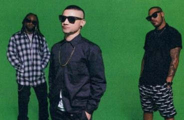 Skrillex Brings You The Green Screen Photoshop Challenge, Go!