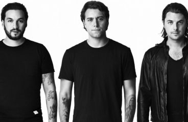 Swedish House Mafia are planning a massive show at Creamfields this weekend!
