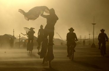 These Breathtaking Photos of Burning Man Are Giving Us Serious FOMO