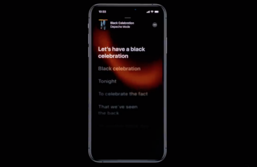 Apple's iOS 13 Software Update Brings Live Lyrics to Apple Music