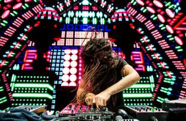 Bassnectar To Throw Huge New Year's Eve 2019 Party