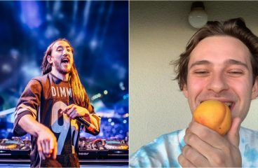 Steve Aoki Weighs In On Flume's Ass-Eating At Burning Man, And He Doesn't Hold Back