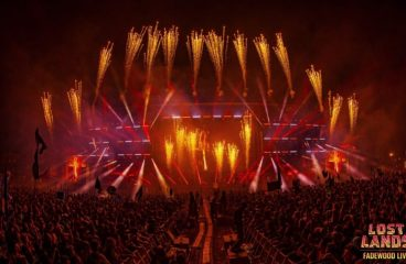 Excision Unleashes Full 2-Hour Set from Lost Lands 2019