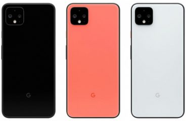 Google's New Pixel 4 Revealed: Face Unlock, Night Sky Photography & More