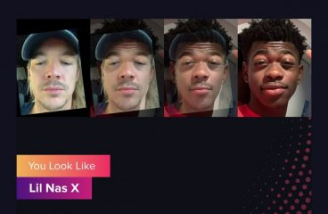 Gradient – How To Get & Use The Celebrity Lookalike App Everyone Is Posting