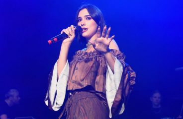 "Dua Lipa Describes New Album as ""Nostalgic"" & ""Disco-Themed"""