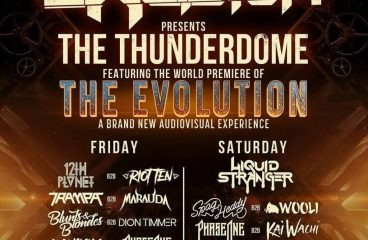 Excision Presents: The Thunderdome Lineup Released