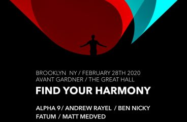 Find Your Harmony New York Is Bringing a Massive Lineup
