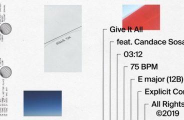 "Flight School Embrace Cuffing Season With New Single ""Give It All"" feat. Candace Sosa"
