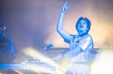Flume Releases Spell-Binding Music Video for His New Hit