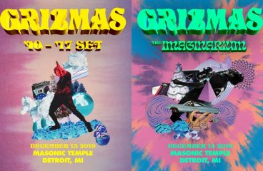GRiZ's Annual 12 Days of GRiZMAS Event to Fund Detroit's Youth