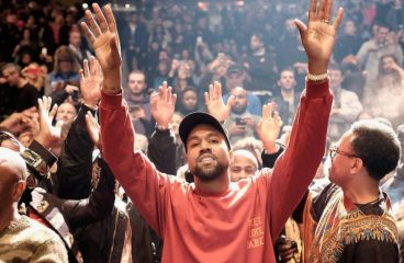 Kanye West Seriously Played House Music During His Sunday Service at Joel Osteen's Church