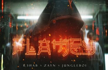 R3HAB Teams Up With Zayn to Drop Scorching Single 'Flames'