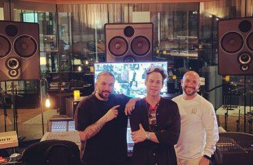 Steve Angello & Luke Steele Photo Teases New Music