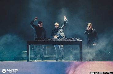 Swedish House Mafia In The Studio With Producer For Kanye West, Jay-Z, and More [PHOTO]