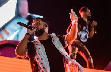WATCH: Drake Booed Off Stage As Festival's Secret Headliner