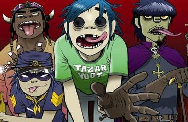 WATCH: Gorillaz Reveal Trailer for Documentary Film 'Reject False Icons'