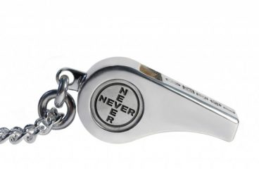 You Need This €1350 Rave Whistle By Gabber Eleganza