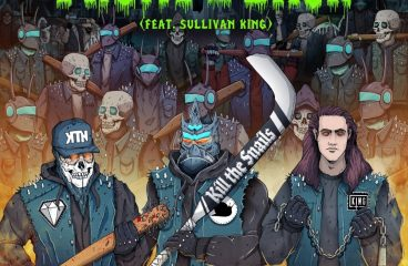 """SNAILS teams up with Kill The Noise and Sullivan King  for the massive """"Front 2 Back""""!"""