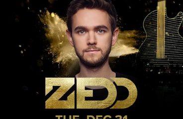 DAER Welcomes Zedd for NYE Spectacular