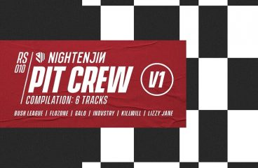 Nightenjin Goes Full Throttle with Inaugural 'Pit Crew V1 Compilation'