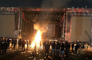 Slipknot Cancels Knotfest Mexico Due To Safety Issues, Violence Ensues
