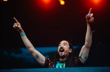 Steve Aoki Teams Up For New Pop Collaboration With… Sting??