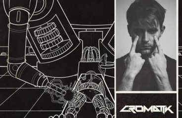 "Your EDM Premiere: CROMATIK Hits Extra Heavy with ""Dead Space"" VIP"