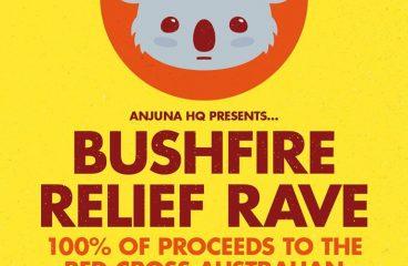 Anjuna HQ Is Organizing An Australia Bushfire Relief Rave
