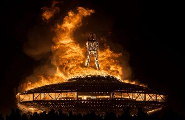 Burning Man 2020 Temple Revealed