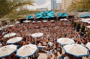 Famed Daylife Destination Wet Republic Ultra Pool At MGM Grand Receives Multi-Million Dollar Revamp