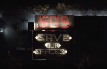 Griessmuehle Creates 'Save Our Spaces' Campaign Amid Closure Fear