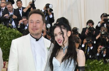Grimes Hints Pregnancy With Elon Musk Posting NSFW Photo