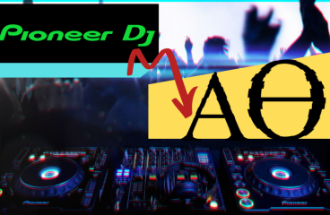Pioneer DJ is Changing Their Corporate Name to AlphaTheta