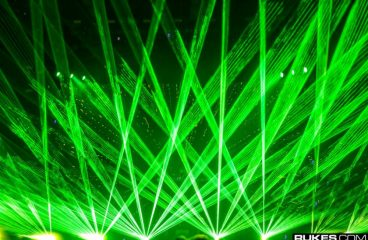 This World-Record Breaking Light Show With 320 Lasers Is Absolutely INSANE