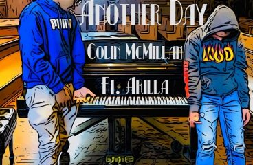 Colin McMillan drops a fresh hip hop tune with Akilla !
