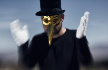 Claptone makes you want to dance at home with his Tomorrowland Friendship Mix!