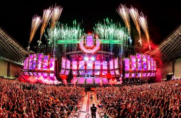 ULTRA EUROPE REVEALS PHASE 2 LINEUP!