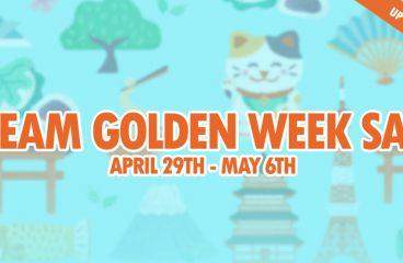 Steam Golden Week Sale!