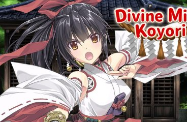 Divine Miko Koyori — On Sale Now!