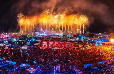 EDC Las Vegas will apparently be postponed until the fall!