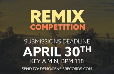 We teamed up with Ensis Records for a new Remix Contest!