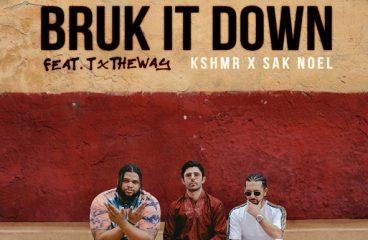 KSHMR & Sak Noel Debut New Single & Music Video 'Bruk It Down' Featuring TxTHEWAY