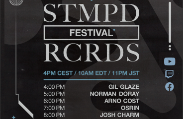 STMPD RCRDS Announce Lineup For Third Edition Of Online Festival