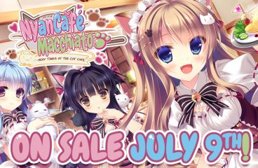 NyanCafe Macchiato — On Sale July 9th!