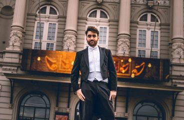 Oliver Heldens Performed At The Royal Concertgebouw Raising Funds For The Equal Justice Initiative And Color Of Change